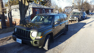 2008 Jeep Patriot Manual North Edition 4x4 SUV