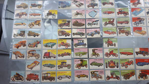 1954 Topps World On Wheels Cards >>> 106 in total