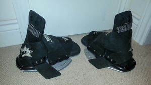 Wakeboard kiteboard boots bindings