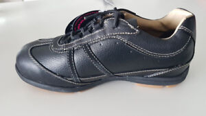 Women's Safety Shoes Black N°8, ideal for cooking classes NEW