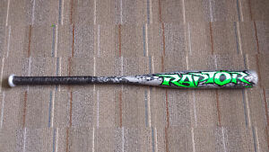 30 inch Rawlings Raptors youth Bat