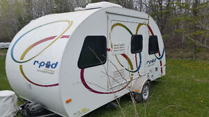 2010 Forest River r pod RP-177