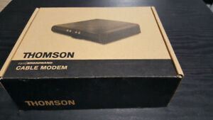 Cable Modem Thomson DCM 475