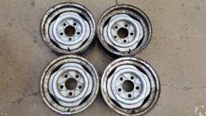 Ford Wheels!