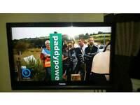 "Toshiba Regza TV - 37"" LCD HD 1080p"