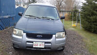 2003 Ford Escape XLS Duratec SUV, Crossover For Sale