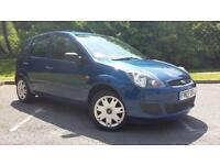 Ford Fiesta 1.4TDCi 2007.25MY Style New Mot £30 Tax Cheap Diesel