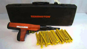 Ramset Remington....