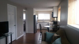 Short term Rentals available for a brand new furnished suite
