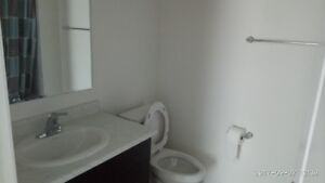 A room on second floor with bathroom inside for rent in Brampton