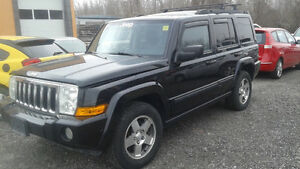 2009 Jeep Commander Sport SUV, Crossover