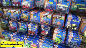 in search of Thomas wooden trains new or used