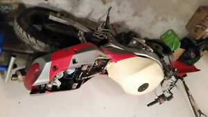 Ninja ZX-600R Project or parts bike for sale or trade