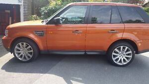 RANGE ROVER SPORT HEATING ISSUES
