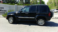 2005 Jeep Liberty Limited Edition 4 X 4 SUV, Crossover