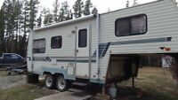 1995 okanagan 5th Wheel Trailer
