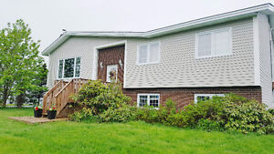 Large Private Home on 1/2 Acre Lot with Garage, Heat Pump & More