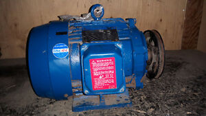 Brand New Century II 5HP 3 Phase Motor