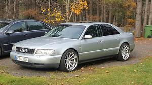 1998 Audi A8 S8 QUATTRO Berline