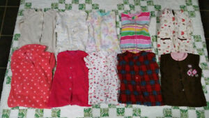 Box of 6-12 month girls clothes