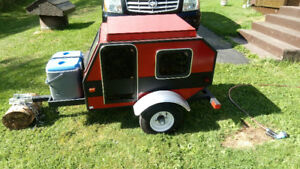 BUSHTEC LIKE MOTORCYCLE TRAILER MAKE AN OFFER