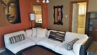 ironman welcome 2 bed, 1 bath washer/dryer fully furnished