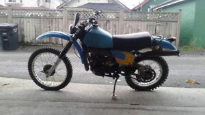 1979 Yamaha IT 250 $300.00 OBO