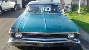 1968 Chevy ll Nova