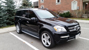 2012 Mercedes Benz GL350 BlueTec - Private Sale