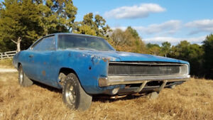 68-70 Dodge Charger