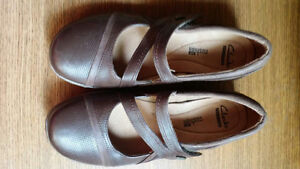 "Brand new ""Clarks"" shoes"