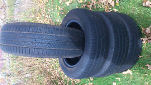 Two sets of 15 inch radial tires St. John's Newfoundland image 1