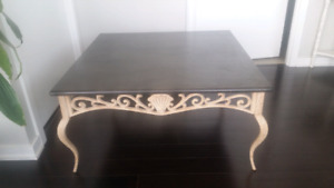 Bombay Square Coffee Table