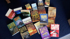 ONCE A Wilbur SMITH FAN... ALWAYS A Wilbur SMITH FAN.