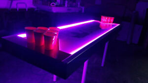 Planet Gaming Beer Pong Tables Rentals and sales