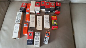 Vacuum tubes- Give me an offer.