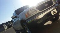 2001 Ford F-150 Super Crew Lariat Pick up Truck