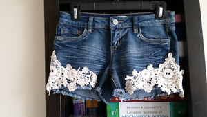 Shorts. New, but without tag.  Size 26