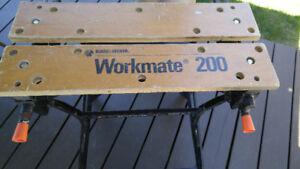 Work bench/banc de travail