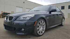 2008 bmw 550i m sport package  Strathcona County Edmonton Area image 5