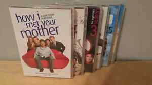 How I Met Your Mother DVDs Season 1 to 6