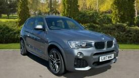 image for BMW X3 xDrive20d M Sport 5dr Step Auto 4x4 Diesel Automatic