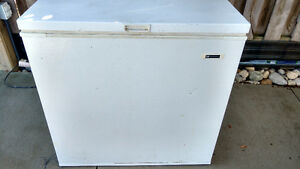 Freezer 11 cubic Ft
