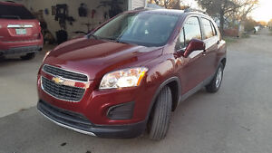 Lease Takeover - 2015 Chevrolet Trax 2LT