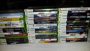 Xbox 360 Game, Kinect, Guitar Hero and Rockband, Controllers
