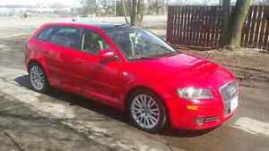 2007 Audi A3 with very low mileage and rare color