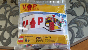 LEGO Exclusive Iconic VIP 40178 - Brand New Factory Sealed
