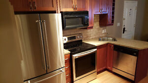 Furnished 1 Bdr. +Den Apartment in St.Sauveur avlb. immediately