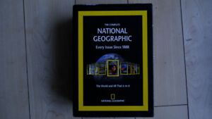 The Complete National Geographic DVD-ROM Collection 1888-2008