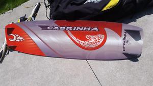 Kite board cabrinha Prodigy one58